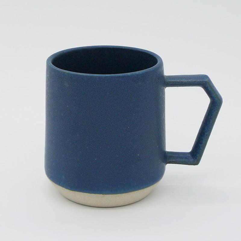 【C001bl】CHIPS mug. MAT sand blue