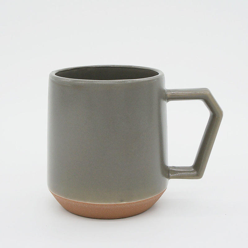 【C001gy】CHIPS mug. MAT gray