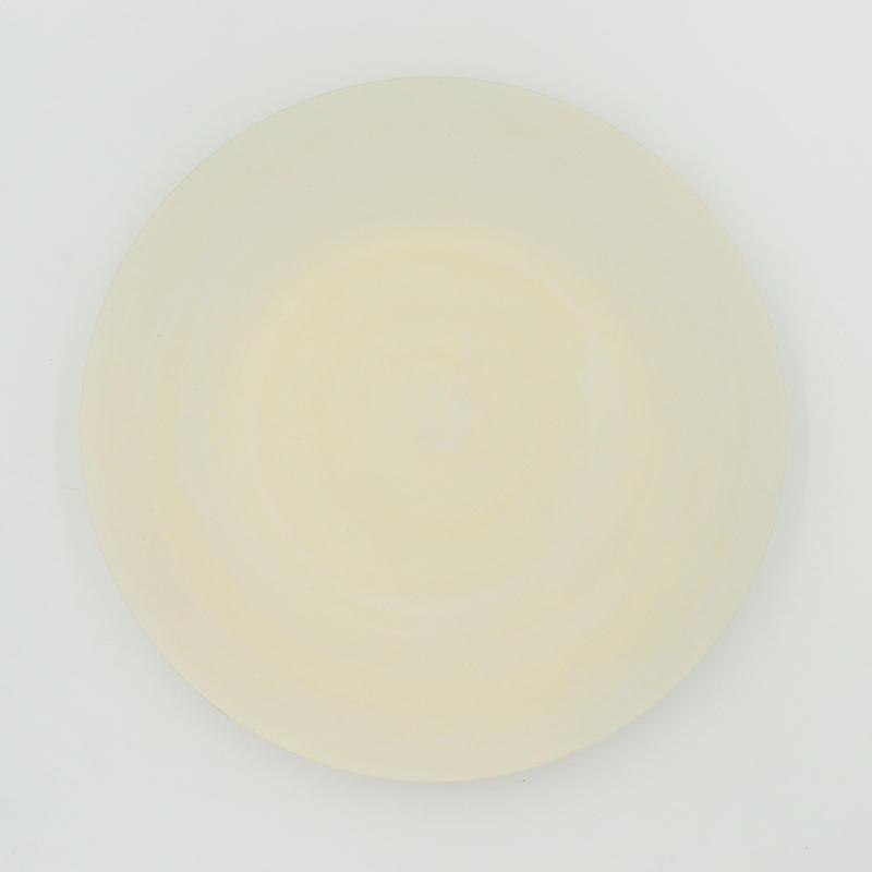 【S013iv】SOROI Usurai PLATE L ivory