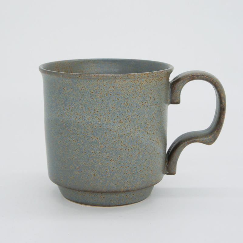 【AP001gy】Ancient Pottery MUG CUP gray