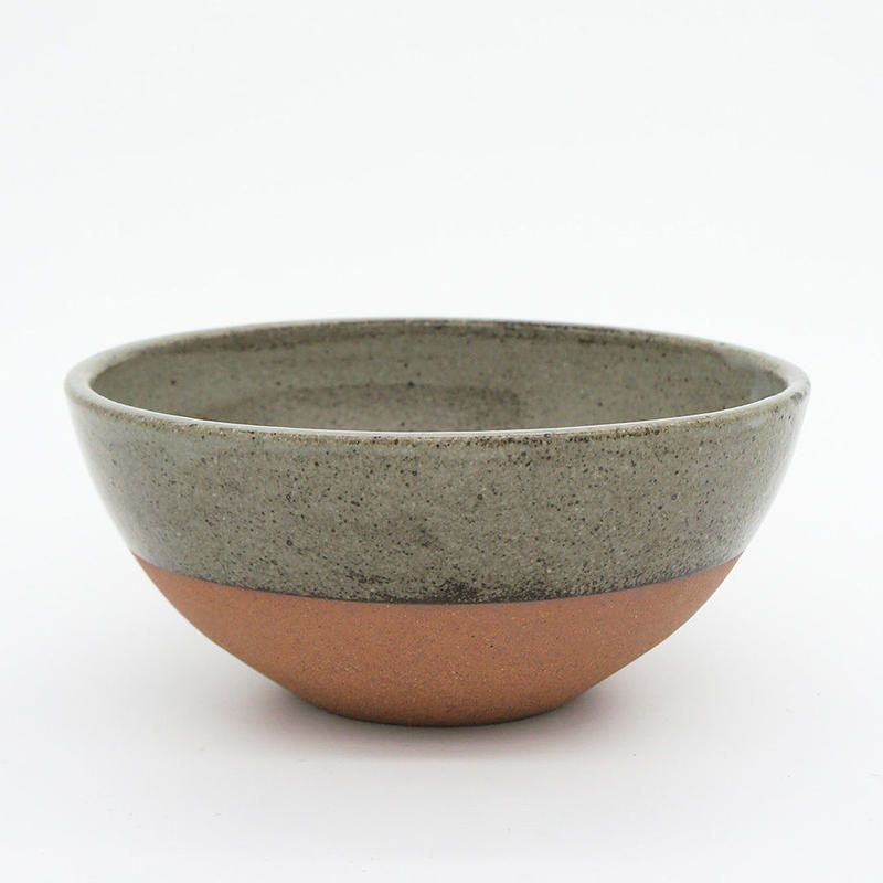 【B002nv】BRICKS BOWL gray