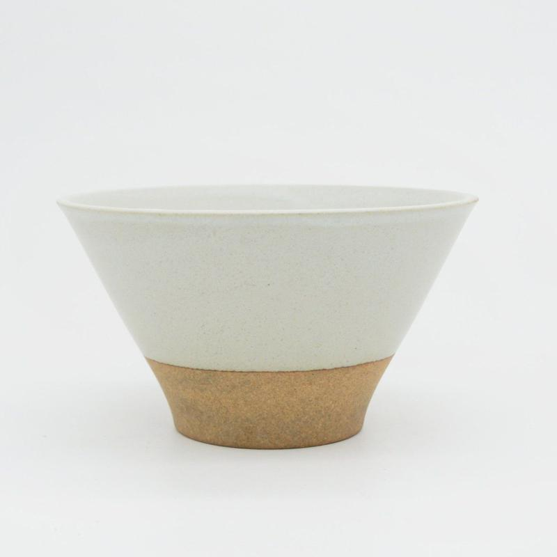 【S005wh】SOROI Daylight BOWL white