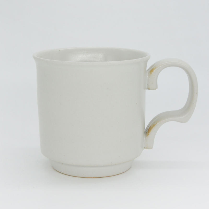 【AP001wh】Ancient Pottery MUG CUP white