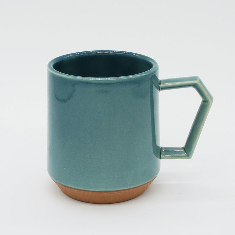 【C010】CHIPS MUG SOLID COLOR d.green