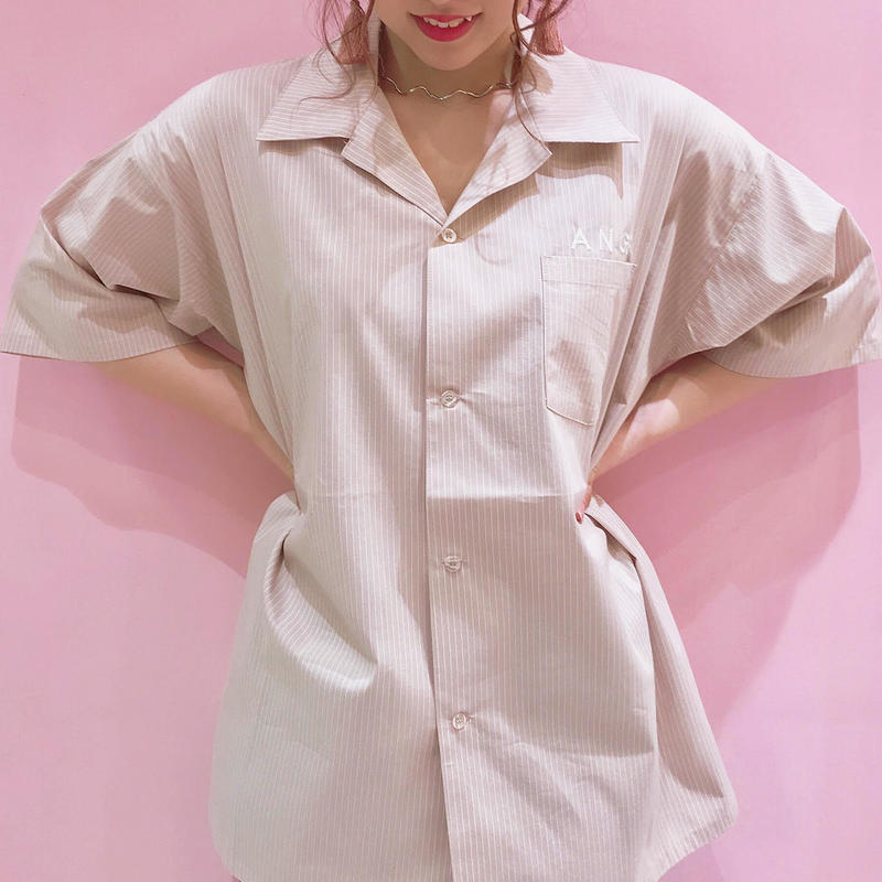 <ANDGEEBEE>【UNISEX】カイキンシャツ AG191SH02