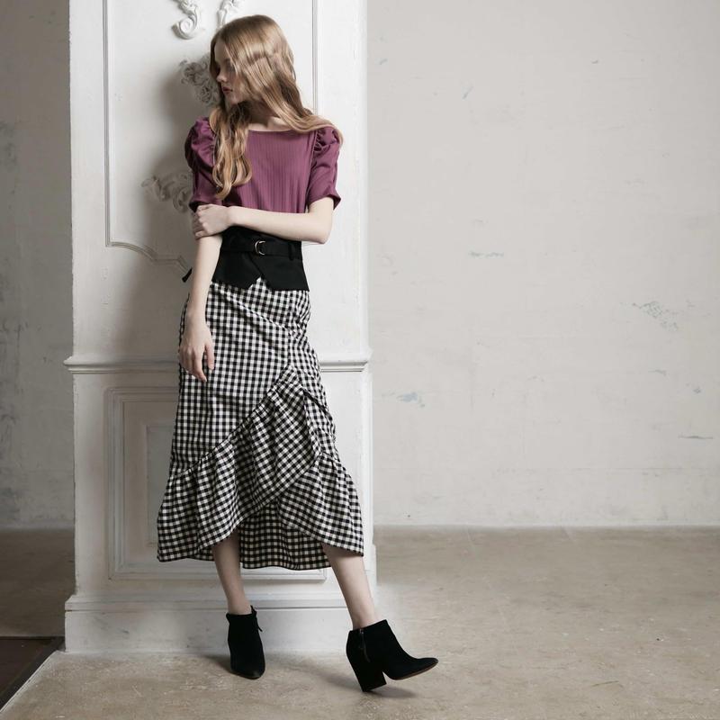 <ADIRA>corset belt wrap SK AR181SK01