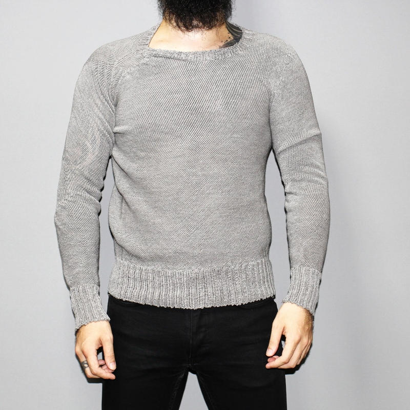 CAROL CHRISTIAN POELL / FW2015 Order Seamless Long sleeve Round neck sweater