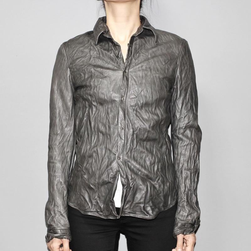 CARPE DIEM / 2001 / Leather shirt