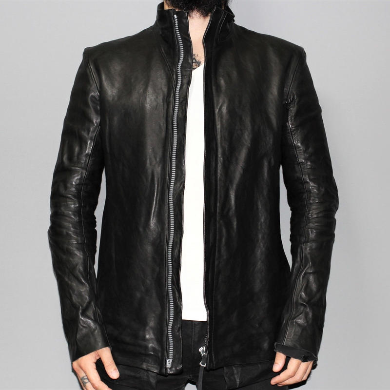 BORIS BIDJAN SABERI x Style Zeit Geist / J1 Limited 3 pieces leather jacket