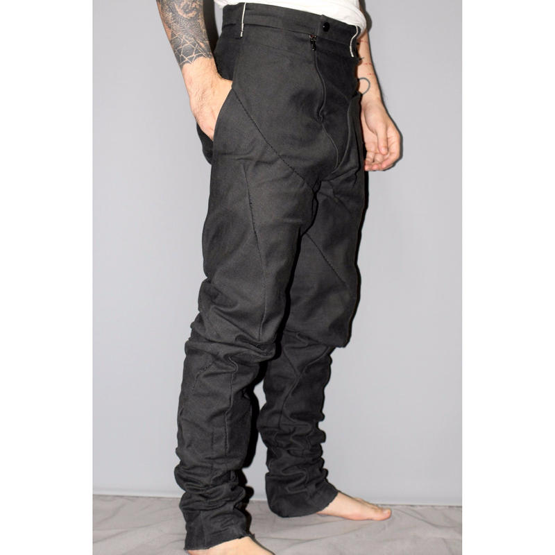 LEON EMANUEL BLANCK / Limited 6 pieces DISTORTION PANTS