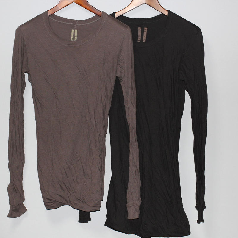 Rick owens / Double Long sleeve T-shirt x 2