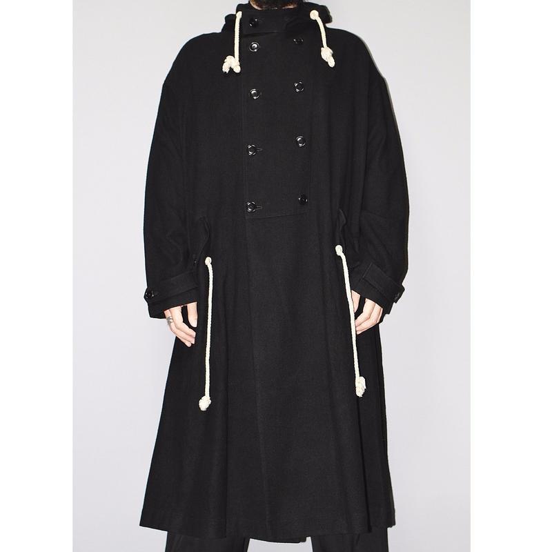 Yohji yamamoto pour homme / FW14 Wool mods coat