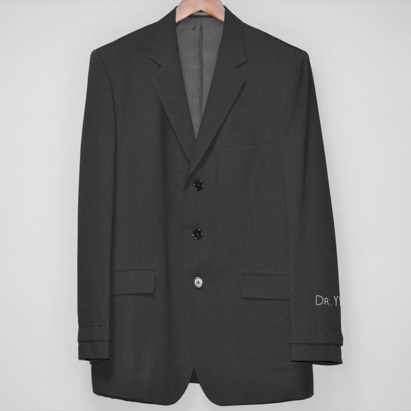 Yohji Yamamoto pour homme / SS09 Dr.Y. Y. Jacket