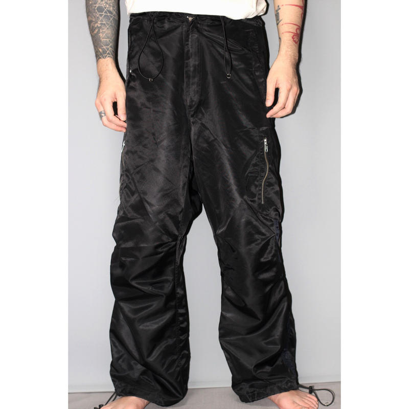 Random identities / Berlin cargo baggy pants