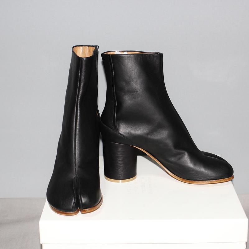 Maison Margiela / Ankle wrap Tabi boots 足袋ブーツ