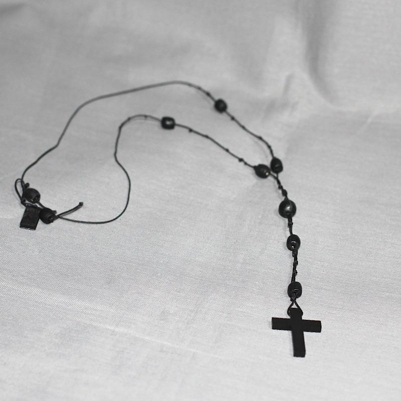 NATALIA BRILLI / Cross necklace