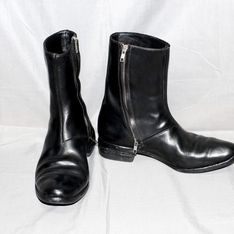 CAROL CHRISTIAN POELL / O.DYED LINED GOODYEAR BOOTS