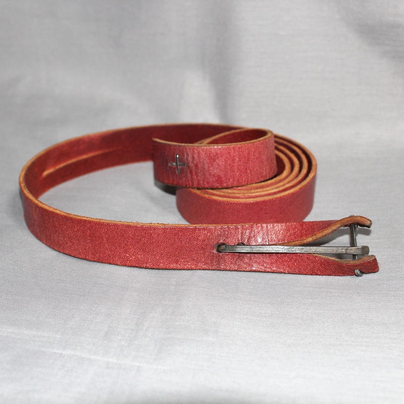 M.A+ by Maurizio amadei / Y Buckle medium belt