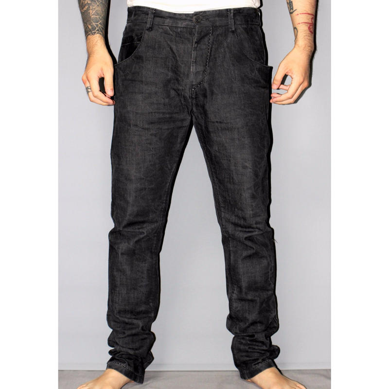 Layer-0 / 5P PANT (BLACK)