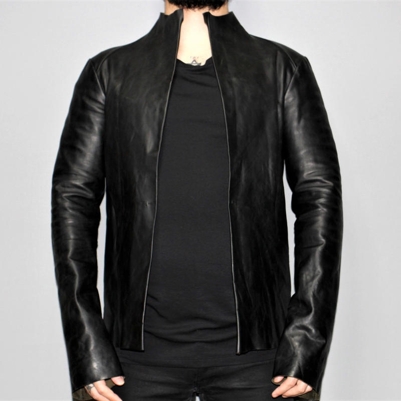 CARPE DIEM LINEA PROJECT / Leather jacket