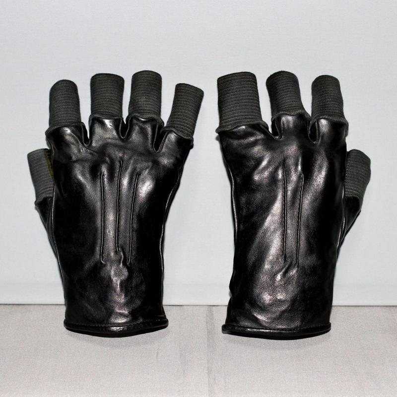 CAROL CHRISTIAN POELL / 17AW Fingerless gloves