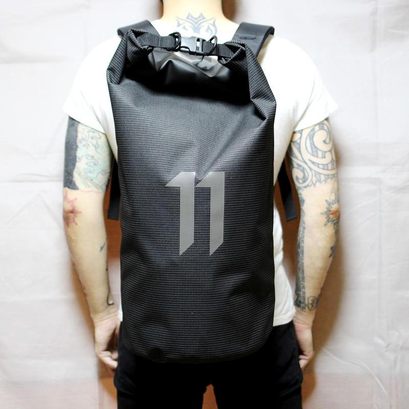 11 by BORIS BIDJAN SABERI / FW15 Reflective X-PLORER Backpack