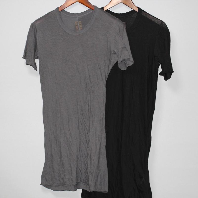 Rick owens / Basic T-shirt x 2
