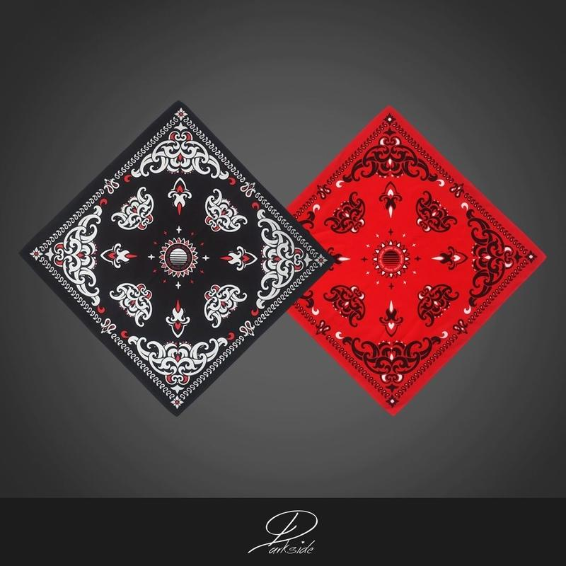 Darkside ~silky bandana~