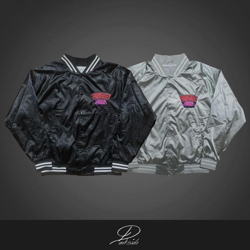 FUNKY FOREVER ~stadium jacket~