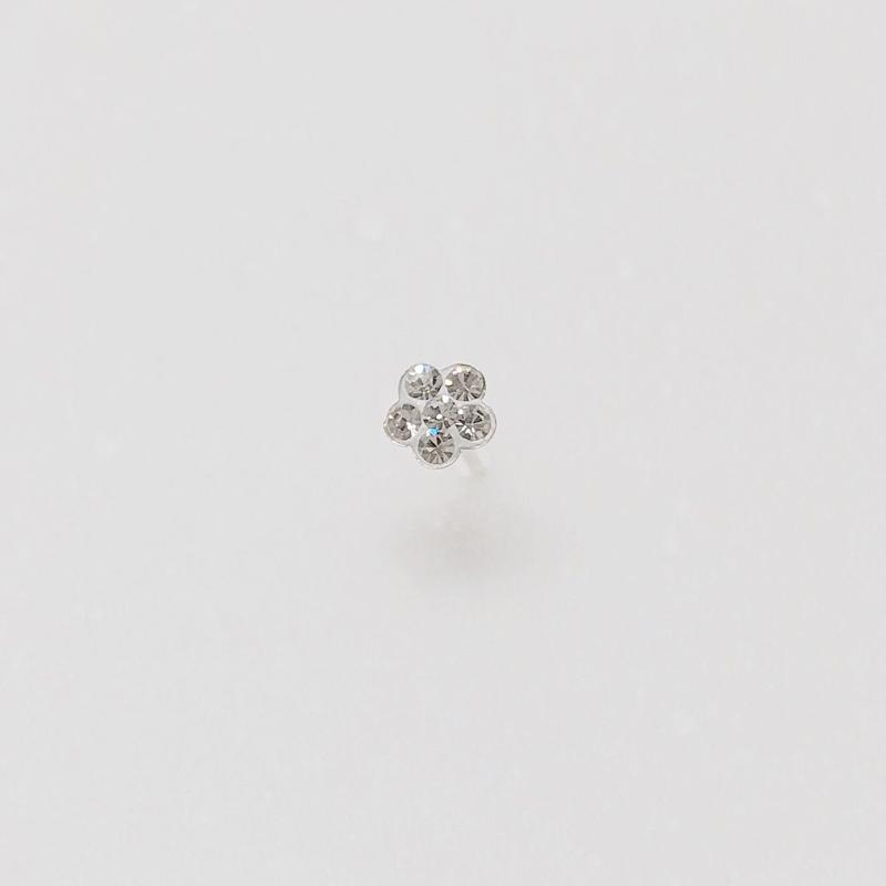 small earring   クリア