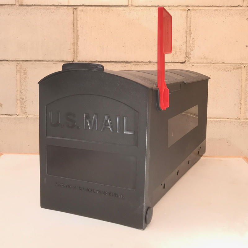 RUBBERMAID Mailbox