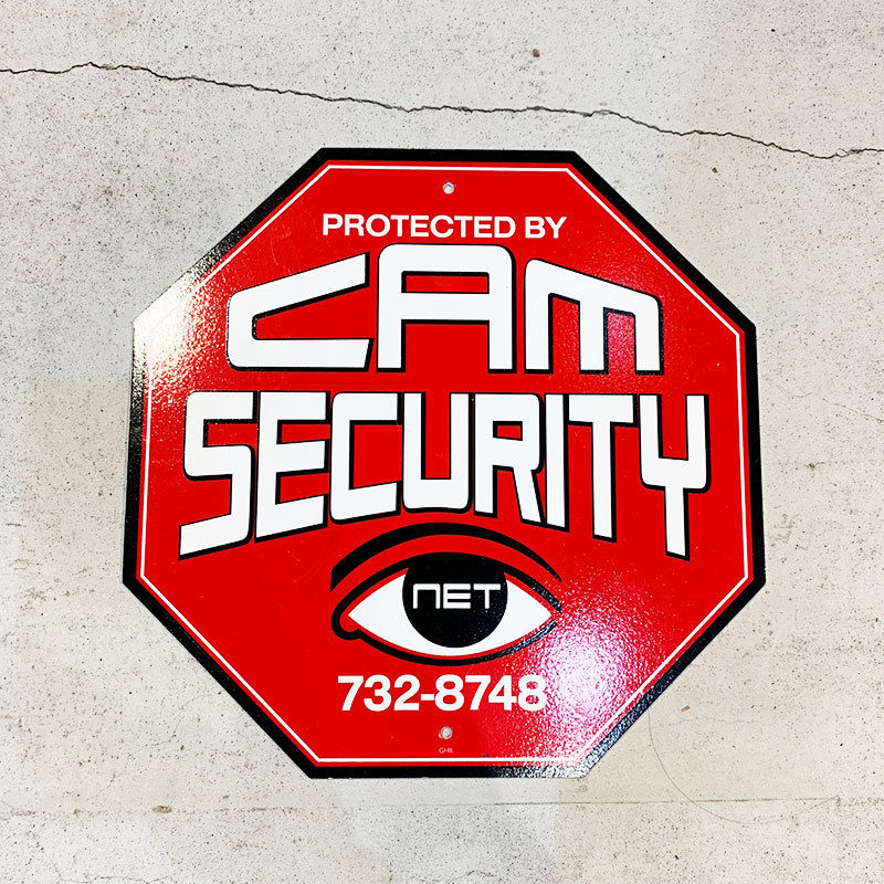 CAM SECURITY  octagon