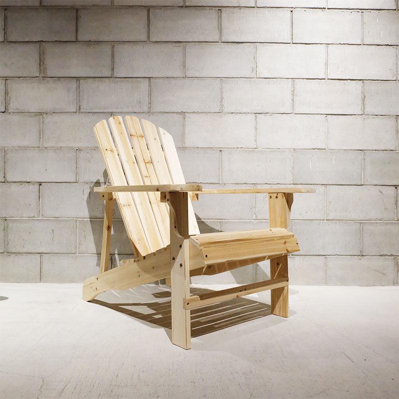 アディロンダックチェア Adirondack Chair 木製