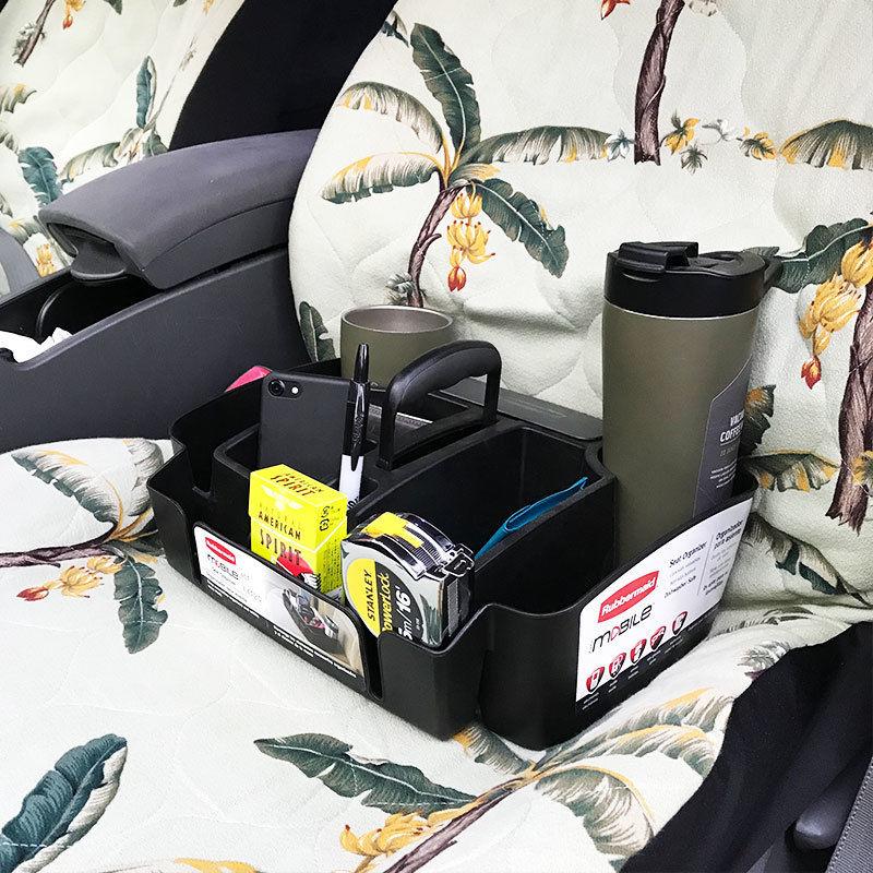 Rubber maid / ラバーメイド Seat Organizer シートオーガナイザー