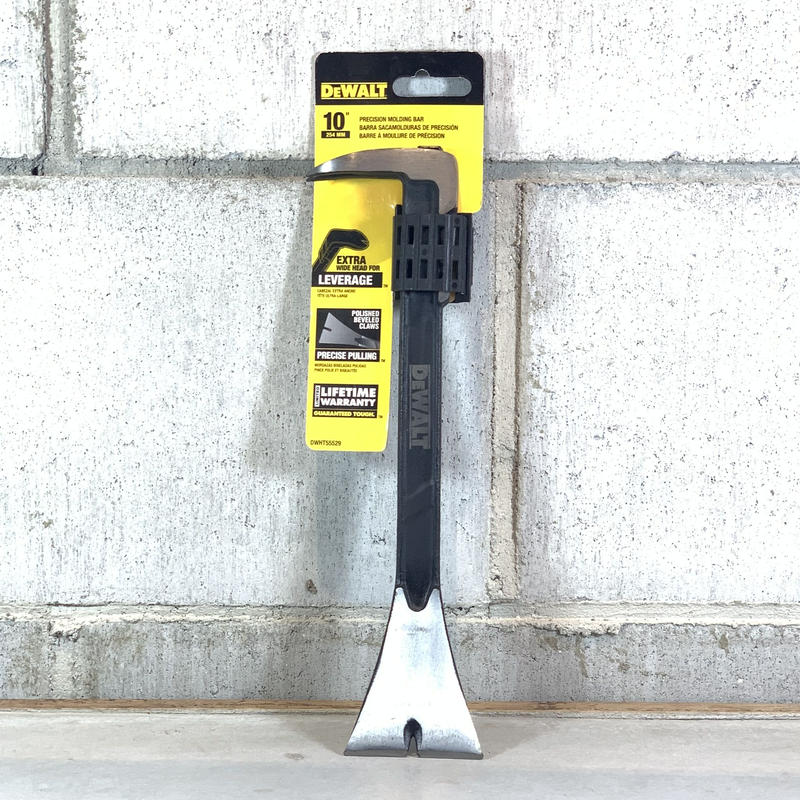 DEWALT デウォルト Precision Molding Bar 平バール