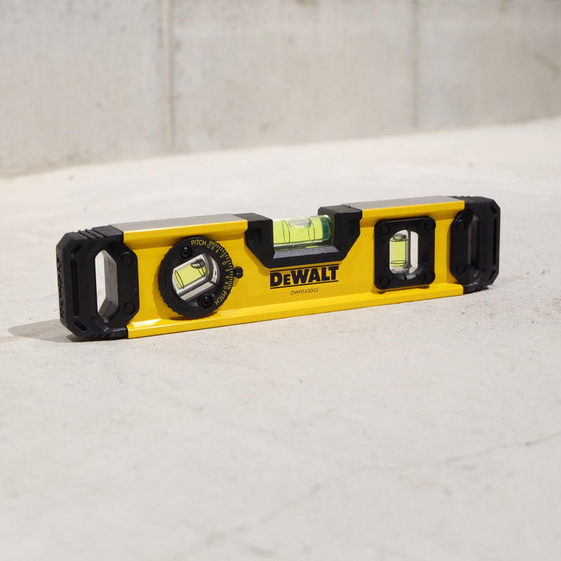 DEWALT デウォルト Torpdo Level 水平器