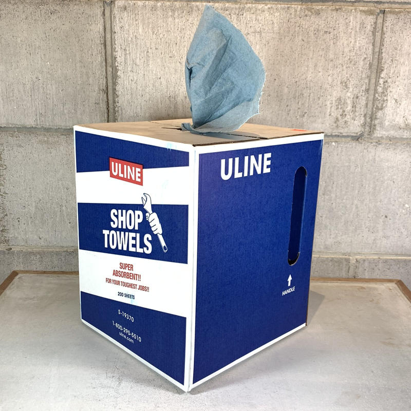 ULINE Uline Shop Towels
