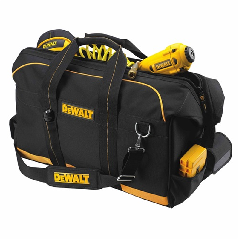 "DEWALT デウォルト 24""pro contractor's gear bag"