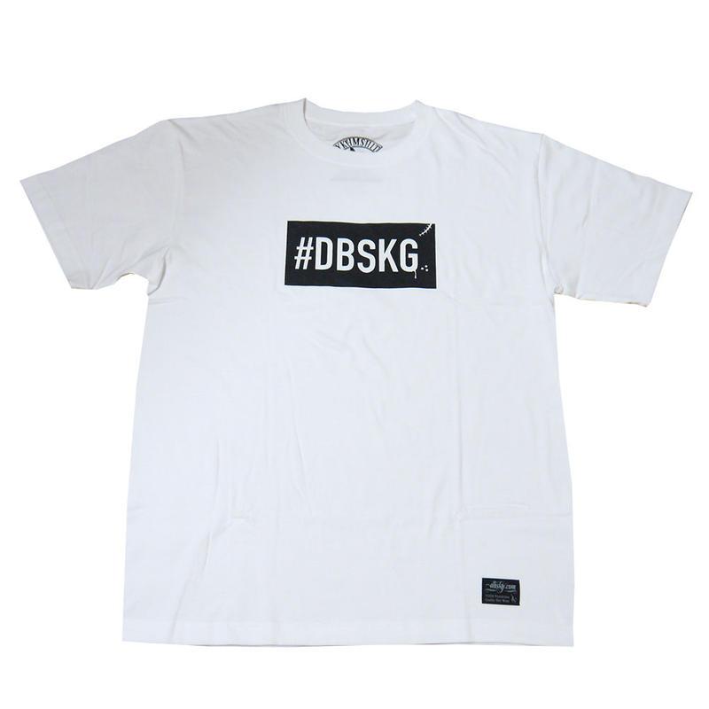 DBSKG BOXLOGO-T WHITE