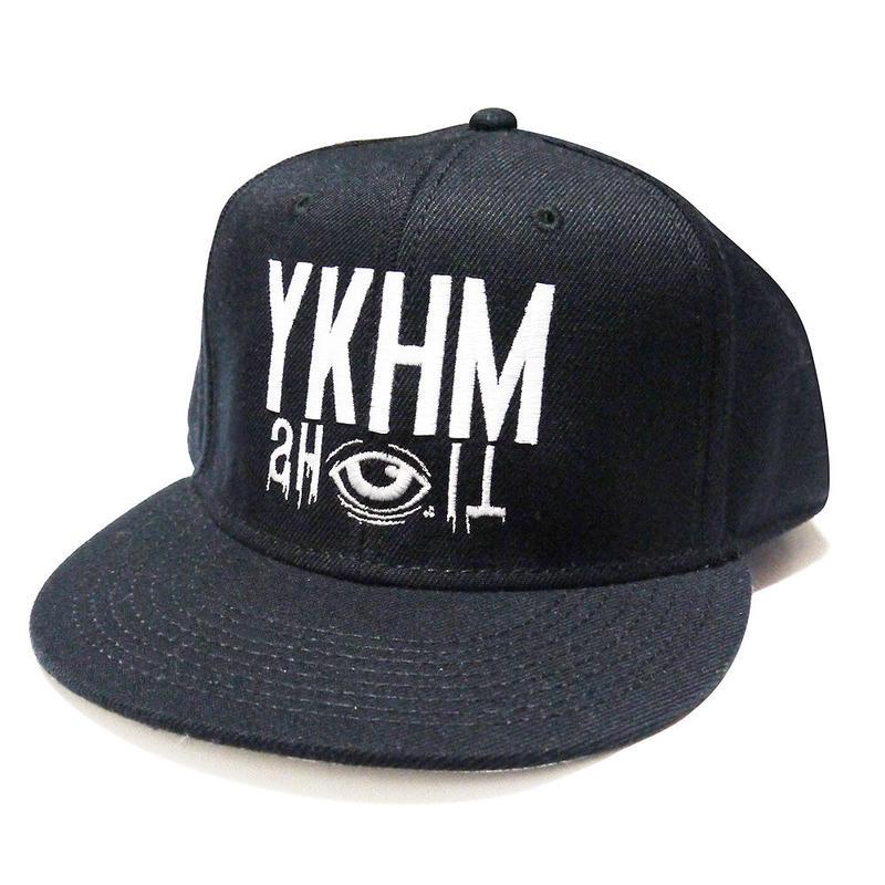 YKHMSHIT CAP BLACK