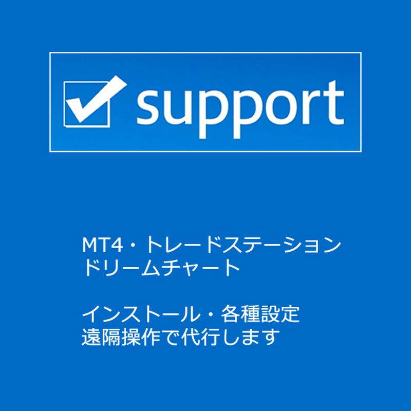 【MT4・TS・DC】BH-90 インストール代行・サポート1回付き