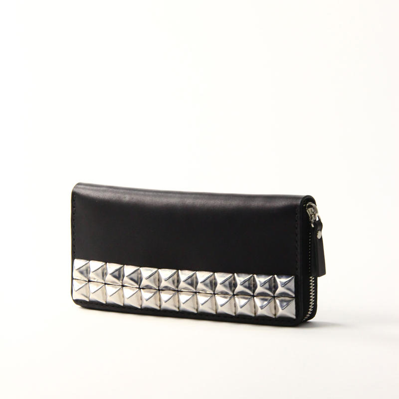deadman PYRAMID STUDS WALLET