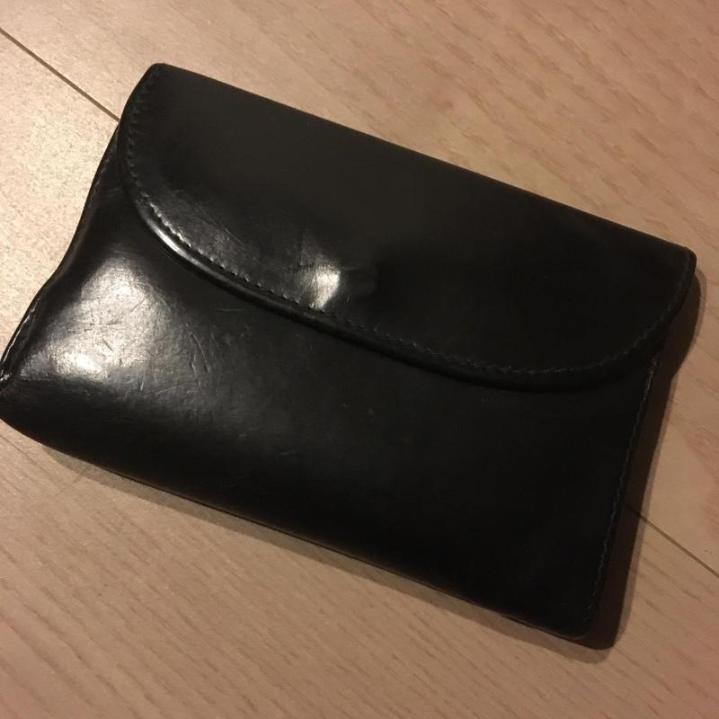 【USED】ホワイトハウスコックス3つ折り財布