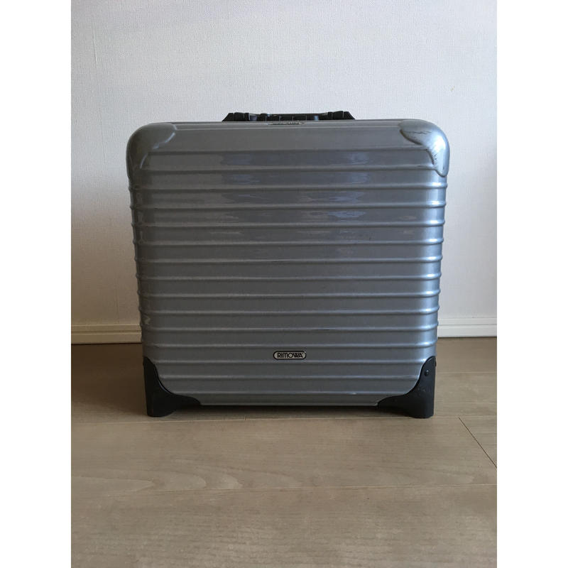 【USED】リモワ 小型2輪スーツケース