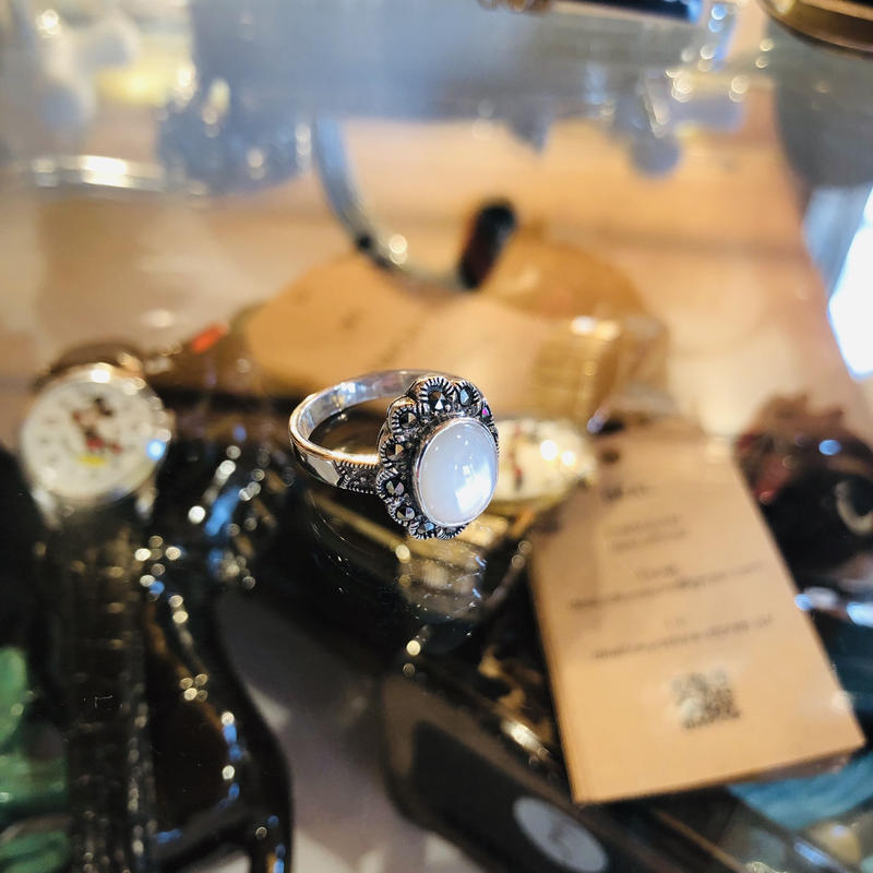 stone ring #T10