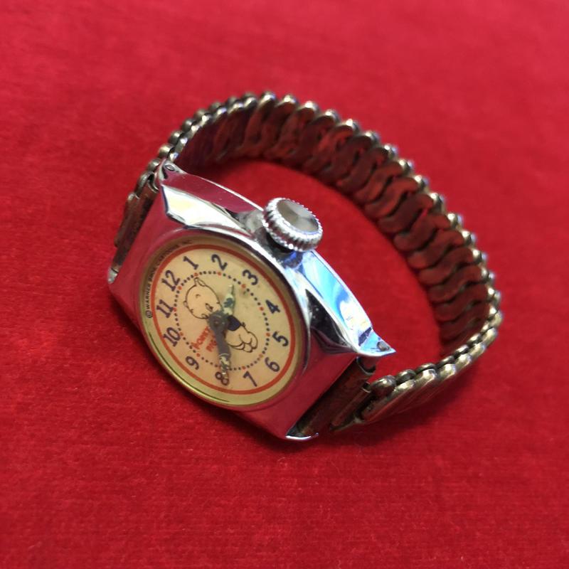 40's vintage watch #B20264