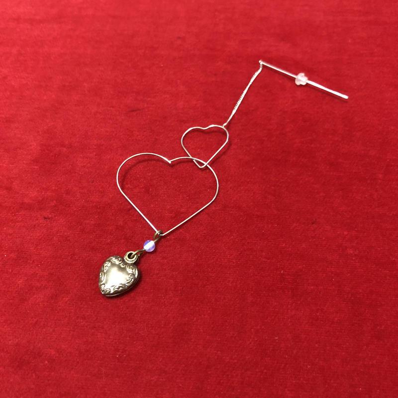 vintage pierce #TNE012