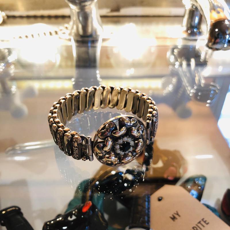 vintage sweet heart tipe bracelet #LB28