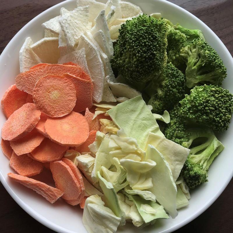 野菜/ベジタブル(MIX) フリーズドライ 20g