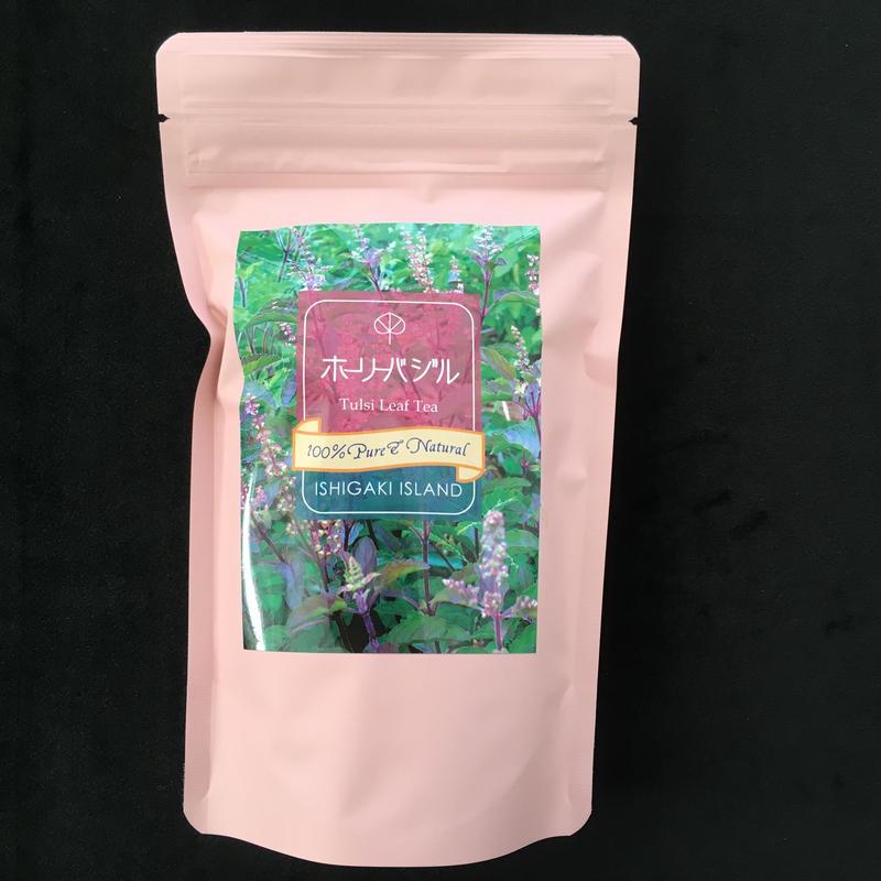 トゥルシー茶 30g 有機栽培